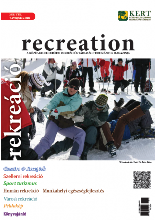 V. Year - 4. issue