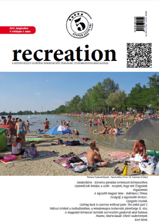 V. Year - 3. issue