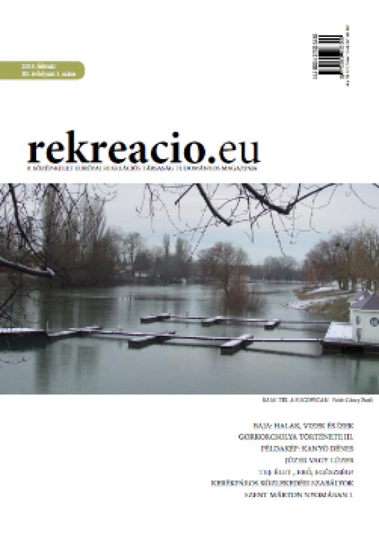 III. Year - 1. issue