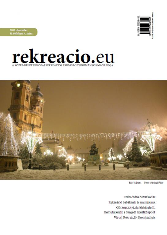 II. Year - 4. issue